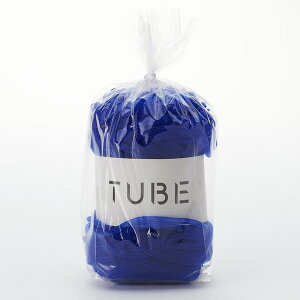 手編み糸 ダルマ(横田) TUBE(3290-0002) 2.ブルー (M)_b1_
