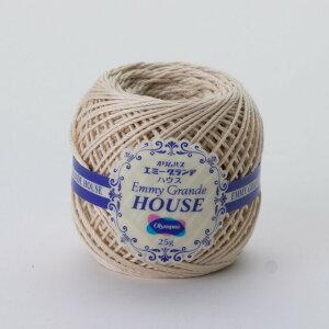 レース糸 オリムパス エミーグランデ ハウス 色番H3 (M)_b1_