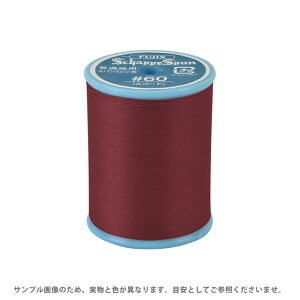 ミシン糸 シャッペスパン 60番 200m巻 色番214 (B)z6b_