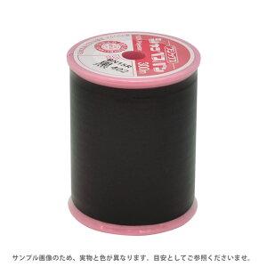 ミシン糸 シャッペスパン 30番 300m巻 402.黒 (B)z6b_