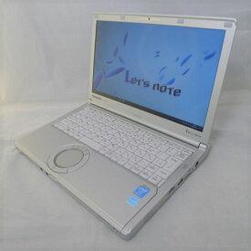 パナソニック Panasonic Let's note CF-SX4 Core i5 16GB 新品SSD960GB スーパーマルチ 無線LAN Windows10 64bitWPSOffice 12.1インチ モバイルノート 中古 中古パソコン 【中古】 ノートパソコン