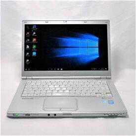 パナソニック Panasonic Let's note CF-LX3 Core i5 8GB 新品SSD240GB 無線LAN Windows10 64bitWPSOffice 14インチ 中古 中古パソコン モバイルノート 【中古】 ノートパソコン