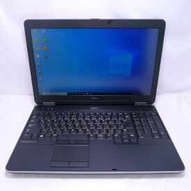 DELL Latitude E6540 Core i7 16GB HDD500GB スーパーマルチ 無線LAN フルHD Windows10 64bitWPSOffice 15.6インチ ゲーミングPC 中古 中古パソコン 【中古】 ノートパソコン
