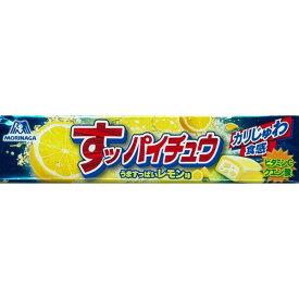 森永製菓 すッパイチュウ レモン味 12粒×12本