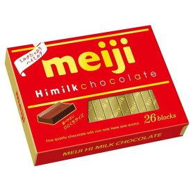 明治 ハイミルクチョコレートBOX 120g×6箱