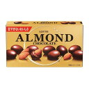 ロッテ アーモンドチョコレート 86g×10箱