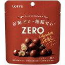ロッテ ゼロ シュガーフリーチョコレートクリスプ 28g×10個