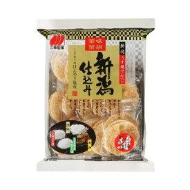三幸製菓 新潟仕込み こだわりのほんのり塩味 30枚×12袋