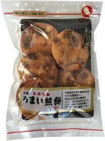 丸彦製菓 うまい煎餅 7枚 ×12袋