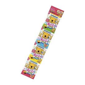 ロッテ えいごのコアラのマーチ 4連×10個