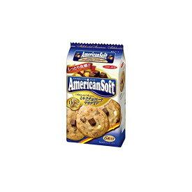 イトウ製菓 アメリカンソフトクッキーマカデミア 6枚×6袋