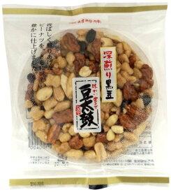 日進堂製菓 豆太鼓 黒豆 1枚×15袋
