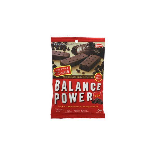 ハマダコンフェクト バランスパワーココア 6袋(12本)×10袋