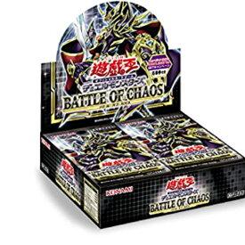コナミデジタルエンタテインメント 遊戯王OCG デュエルモンスターズ BATTLE OF CHAOS BOX バトルオブカオス (初回生産限定版)CG1763
