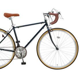ロードバイク 700C ネイビーブルーRD-7021R 22044レイチェル【送料無料】シマノ製21段変速 オオトモ