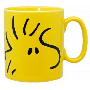 スヌーピー BIGマグ (フェイス/ウッドストック)スヌーピー グッズ マグカップ 大きい 500cc 電子レンジOK カップケーキ マグ丼 スープ かわいい オシャレ