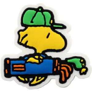 スヌーピー ボールマーカー (ウッドストックゴルフ)スヌーピー ゴルフ用品 ゴルフボール マーカー おしゃれ かわいい キャラクター グッズ 大人 向け プレゼント