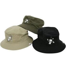PEANUTS Lifework Design BASIC HATスヌーピー 帽子 ハット 刺繍 黒 カーキ ベージュ レディース メンズ スヌーピーグッズ SNOOPY ピーナッツ ライフワーク デザイン おしゃれ かわいい キャラクター グッズ 大人 向け プレゼントWorkson PEANUTS Lifework Design