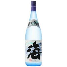 芋焼酎 新美淡麗 海 25度 1800ml 大海酒造/鹿児島県