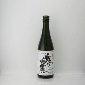 日本酒 千代むすび 鬼の舌震い 超辛口 本醸造 500ml 千代むすび酒造/鳥取県