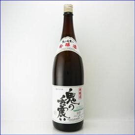 日本酒 千代むすび 鬼の舌震い 超辛口 本醸造 1800ml 千代むすび酒造/鳥取県