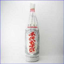 日本酒 千代むすび 上撰 1800ml 千代むすび酒造/鳥取県