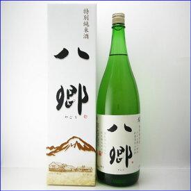 日本酒 久米桜 八郷 (やごう) 特別純米酒 1800ml 久米桜酒造/鳥取県