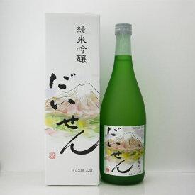 日本酒 久米桜 純米吟醸 だいせん 720ml 久米桜酒造/鳥取県