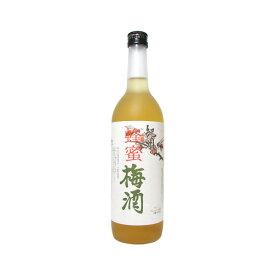 紀州 蜂蜜梅酒 720ml 12度 中野BC 和歌山県海南市【 家飲み 贈答用 】