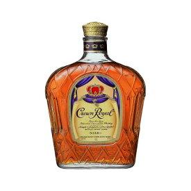 お取り寄せ ウイスキー クラウンローヤル 並行品 40度 750ml カナディアンウイスキー 【父の日 お中元 家飲み 贈答用 ギフト】