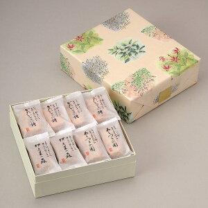 【万葉の花園(小)31袋入】富山・御菓蔵の代表商品。富山にゆかりある万葉集を題材とした商品。