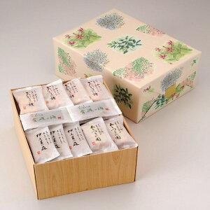 おかき処 御菓蔵 万葉の花園(大)元号、令和にもゆかりがある万葉集をモチーフにした商品