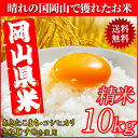 晴れの国岡山で穫れたお米10kg【10Kg×1袋】