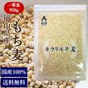 もち麦 キラリもち麦 950g チャック付 令和2年 岡山県産 送料無料 国産