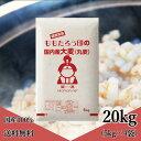 大麦 (丸麦) 国内産 20kg (5kg×4袋) 令和元年 岡山県産 送料無料