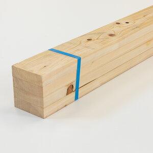 桧KD材 間柱(乾燥材)【30×105×3000mm】(4枚入)