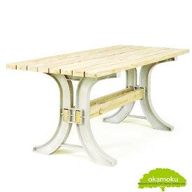 2×4basics パティオテーブル サンドカラー ツーバイフォーベーシック ジョイントパーツ PatioTable 0817739010480
