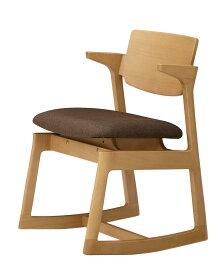 オカムラ Ressac ルサック マルチパーパスチェア(ライト色)組立式 配送費込み 8CB81L | グリーン ブラウン 椅子 チェア ワークチェア 学習机 学習デスク 勉強机 リビング学習 おしゃれ 子供用 木製 シンプル ナチュラル 女の子 男の子