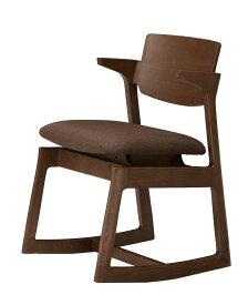 オカムラ Ressac ルサック マルチパーパスチェア(ダーク色)組立式 配送費込み 8CB81D | ブルー ブラウン 椅子 チェア ワークチェア 学習机 学習デスク 勉強机 リビング学習 おしゃれ 子供用 木製 シンプル ナチュラル 女の子 男の子