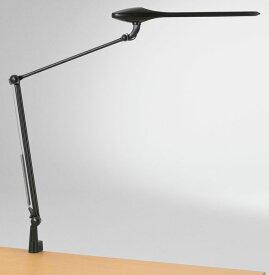 オカムラ PRELE プレール LEDデスクライト 卓上クランプタイプ(モノクロ・カラー) 865BLA 【送料無料】 | ブルーライトカット LED デスクライト 卓上ライト 子供用 おしゃれ 学習机 デスクスタンド 目に優しい シンプル 卓上 スタンドライト こども
