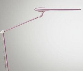 オカムラ PRELE プレール LEDデスクライト コンセント付卓上クランプタイプ(メタリック) 865BLZ【送料無料】 | ブルーライトカット LED デスクライト 卓上ライト 子供用 おしゃれ 学習机 デスクスタンド 目に優しい シンプル 卓上 スタンドライト こども
