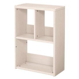 オカムラ ラウム スタッキングシェルフ 865FSS-W443 組立式 送料込み| シンプル 学習机 子供用 本棚 絵本棚 キッズ こども 子ども シェルフ ホワイト 白 女の子 おしゃれ かわいい 木製 収納 子供 ラック 棚 おもちゃ