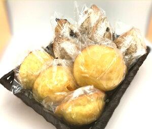 【パンデソイア】◆人気の菓子パンセット◆おから◇豆乳◇絹ごし豆富◇を生地練りこんだ食物繊維たっぷりのおとうふ屋さん特製パン!甘さ控えめのしっとりメロンパンとクルミとレーズ