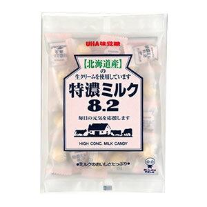 UHA味覚糖 特濃ミルク8.2 6袋入り