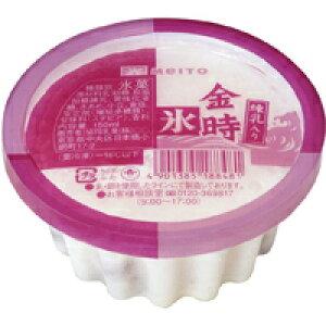 発泡梱包・メイトー ハード氷練乳金時 24個入り