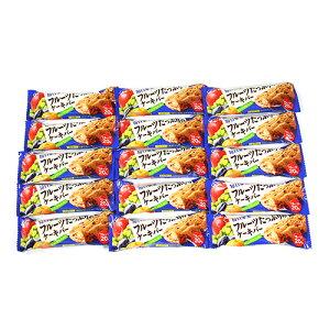 (全国送料無料) グリコ 毎日果実〈フルーツたっぷりのケーキバー〉1本 15コ入り メール便 (4901005175372x15m)