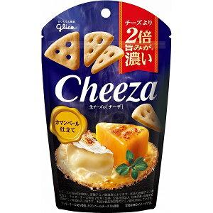 グリコ 生チーズのチーザ カマンベールチーズ仕立て 40g 10コ入り (4901005184961)