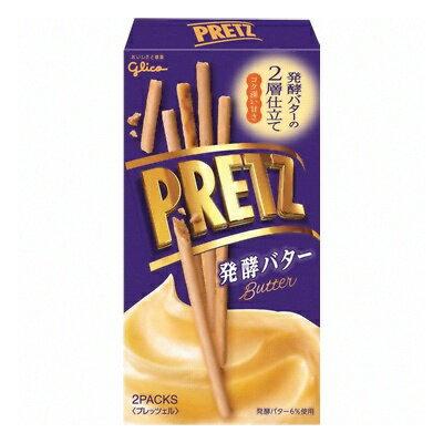 グリコ プリッツ 発酵バター 60g 120コ入り