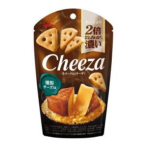 グリコ 生チーズのチーザ〈燻製チーズ味〉 40g 10コ入り 2019/08/27発売 (4901005544321)