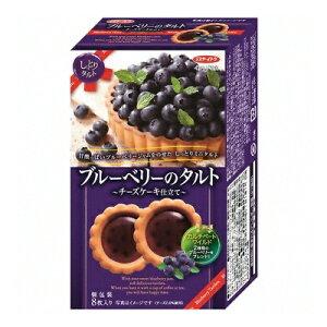 イトウ ブルーベリーのタルト〜チーズケーキ仕立て〜 8枚 6コ入り (4901050116672)